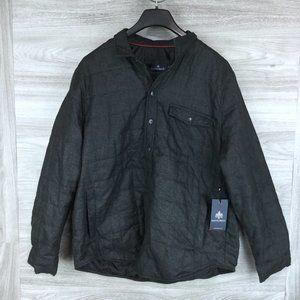RAINFOREST Quilted Shirt Jacket